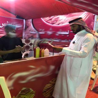 بلدية #بارق تضبط عدة مُخالفات لمحلات بيع الأغذية بـ #مهرجان_بارق_الشتوي