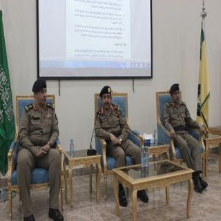 مُدير مدني #القصيم يفتتح البرنامج التدريبي الخاص بمسئولي السلامة
