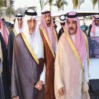 الفيصل يتفقد مشروع كُورنيش #جدة ويوجه شُكره لخادم الحرمين الشريفين