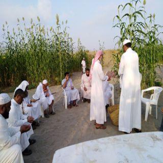 بالصور - مهرجان ( يوم الخضير ) الثالث السنوي بمحافظة احد المسارحة