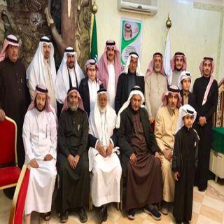 """تنمية الظفير في #الباحة تُكرم الطالب""""الغامدي"""""""