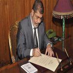 كيف يعيش الرئيس المعزول محمد مرسي حياته بعد عزله