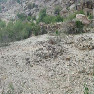 مقابر قُرى ثلوث المنظر أموات لم يُسمع استغاثتهم الأحياء
