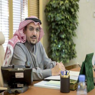 أمير القصيم يبحث مع مجلس إدارة ميدان الملك سعود تطوير الميدان