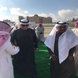 """""""الأسمري"""" زيارة معالي وزير البيئة لمنطقة عسير جاءت لتدشين عدداً من المشاريع"""