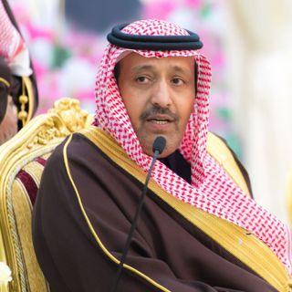 سمو أمير #الباحة يبحث سبل تطوير الرياضة وأنديتها بالمنطقة