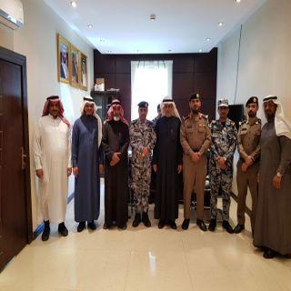 اجتماع تنسيقي بين الأمن العام والكشافة لخدمة #الحجاج و #المعتمرين