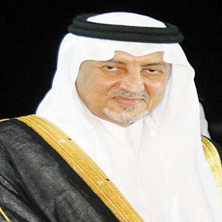 الأمير خالد الفيصل يفتتح أكبر حديقة ثقافية على واجهة #جدة البحرية