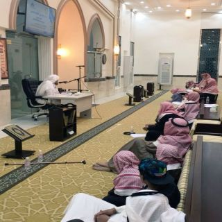 دعوي معشوقة #الباحة يقيم يوما علمياً ويكرم الفائزين في مسابقة حفظ القران والسنة