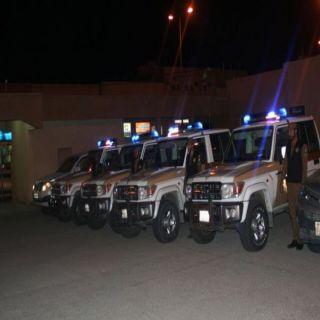 حملة #وطن_بلا_مخالف توقع بـ28 مخالفاً في محافظة #البدائع