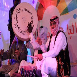 """#مهرجان_ربيع_الجبيل """" يواصل فعالياته ومبادراته"""