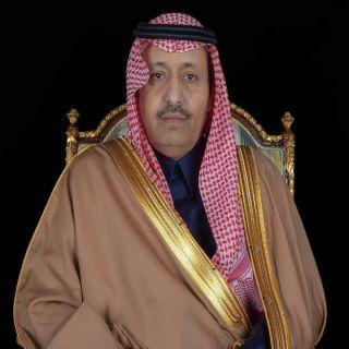 """أمير #الباحة ينقل تعازي القايدة لذوي الشهيد """"الزهراني"""""""