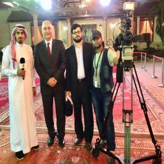 قناة أقرأ تُخصص برنامج من أرض السعودية لتغطية أهم الفعاليات