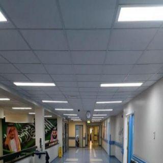 مستشفى رابغ يستقبل مراجعيه بعد إنتهاء أعمال التطوير