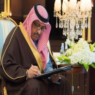 أمير #الباحة يعتمد جدول برامج وفعاليات أعمال لجنة حماية البيئة لهذا العام