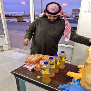 جولات بلدية #العويقيلة تضبط مواد منتهية وتخالف عدد من المحلات