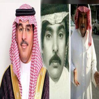 """الوزير العواد يتوصل مع الإعلامي """"الرشيد"""" للإستفادة من خبراته الإعلامية"""