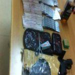 هيئة الرياض تقبض على 3 مروجين بحوزتهم أسلحة نارية