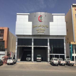 الهلال الأحمر بالقصيم يفتتح مركز إسعاف الفايزية الجديد بمدينة #بريدة