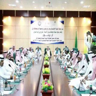 """بحضور """"البناوي """" بر #بارق تستقبل جمعية الكشافة السعودية"""