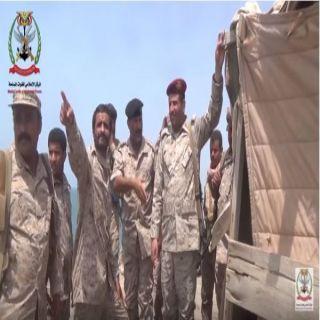 اللواء صلاح المليشيات منهارة وتتعرض يومياً لخسائر كبيرة بفعل ضربات الجيش وإسناد التحالف
