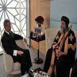 بابا الأقباط يطلب من السفير السعودي إنشاء كنيسة بالمملكة