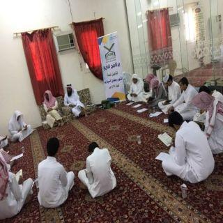 جمعية تحفيظ القران بثلوث المنظر تُطلق مشروع تأهيل أئمة المساجد