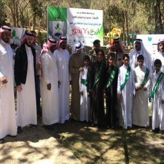 بلدية بني حسن في الباحة تطلق مبادرة ( ازرع ولاتقطع )