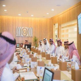 """""""القصبي"""".. يرأس اجتع الهيئة السعودية للملكية الفكرية"""