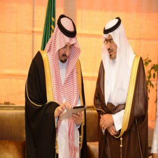 """الأمير فيصل بن خالد يدشن مشروع """" خدمتي """" بـ #تعليم_عسير"""