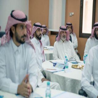 #جامعة_القصيم تعقد البرنامج العلمي الثاني لتطوير مهارات المعلمين