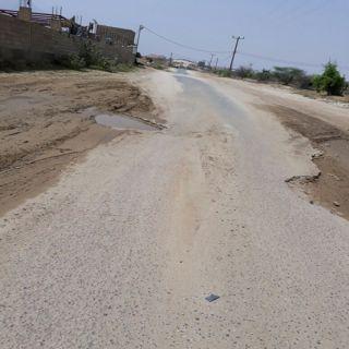 زيارة سمو نائب أمير عسير هل ستُحرك الجهات المعنية للعمل على طريق #تنومة #بارق