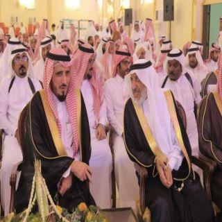 مُحافظ #بارق يرعى حفل تكريم (38) حافظاً للقرآن الكريم بالمُحافظة