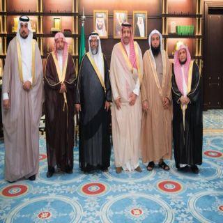 سمو أمير الباحة يستقبل مدير فرع مؤسسة الراجحي الخيرية بالمنطقة