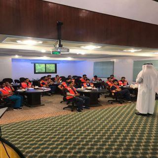 هلال عسير يُدرب الفريق التطوعي على الكوارث والطوارى