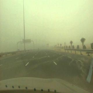 حالة الطقس اليوم 6 مناطق تتأثر برياح مثيرة للغبار وانخفاض في درجات الحرارة