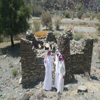 سياحة عسير إنجاز أولى مراحل مشروع حماية وادي عياء