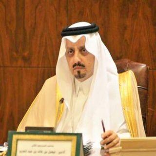 أمير عسير يوجه الجامعات وإدارات تعليم المنطقة بتهيئة البيئة المُناسبة لأداء الإختبارات