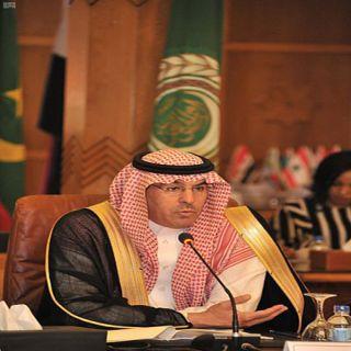 الوزير العواد يرأس اجتماعات المكتب التنفيذي لمجلس وزراء الإعلام العرب في القاهرة