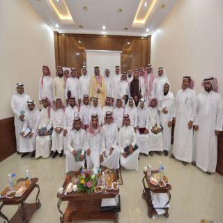 """اختتام دورة """"مهارات الإعلام الجديد"""" في محافظة القرى بـ #الباحة"""