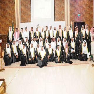 خريجي طب #جامعة_القصيم يحتفون بتخرجهم