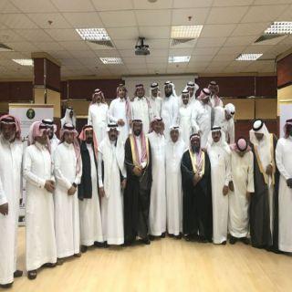 فرع وزارة البيئة والمياه والزراعة بعسير يُقيم حفل توديع للمتقاعدين