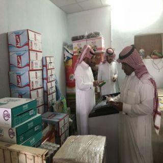 بلدية #العويقيلة تستقبل شهر رمضان بحمللات رقابية مُكثفة