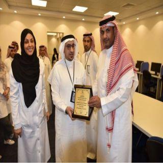 مستشفى شرق جدة يدشن المكتبة الطبية الإلكترونية