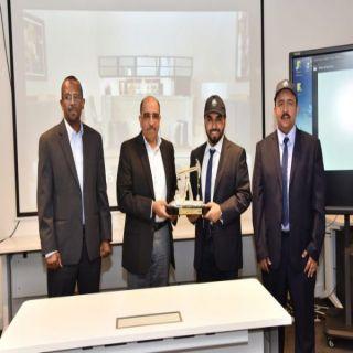 محافظ المؤسسة العامة للتدريب التقني والمهني يلتقي رئيس مجلس إدارة شركة سند