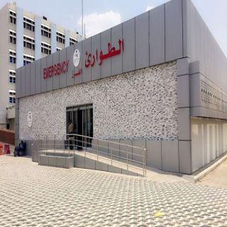احتاجاز مراجعين بمصعد مستشفى الملك فهد في المدينة والصحة تعتذر