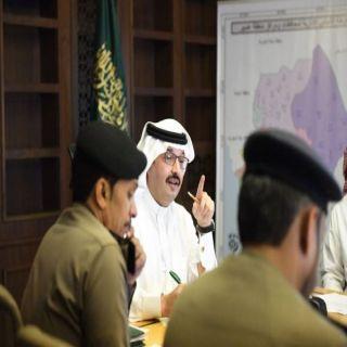 الأمير تركي بن طلال يرأس اجتماع الفريق التأسيسي التطوعي