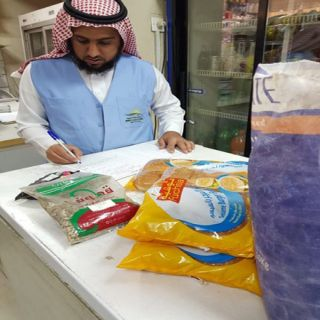"""بلدية #البكيرية تنفذ حملة رقابية ضمن حملة """"غذاؤكم.. أمانة"""" في المحافظة"""