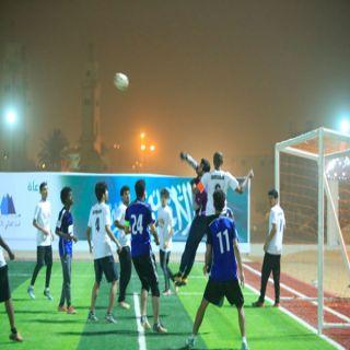 8 فرق تخوض منافسات دور الثمانية في البطولة التمهيدية لبلدية #البكيرية