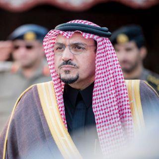 أمير القصيم يشيد بجهود رجال الأمن في كشف غموض حادثتي القتل في القصيم